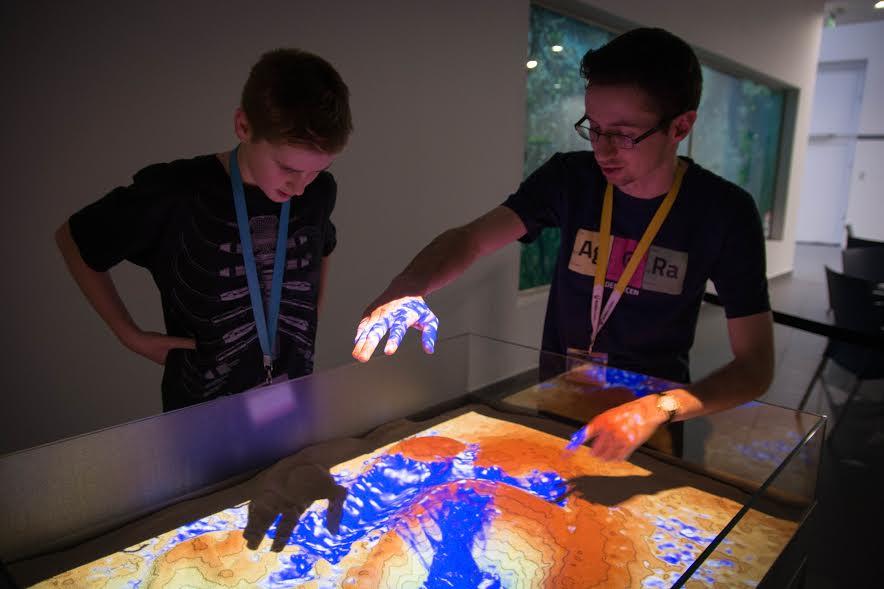 debrecen 3d térkép 3D s domborzati térkép az Agórában | debrecen portal.hu debrecen 3d térkép